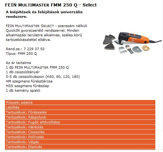 feinfmm250